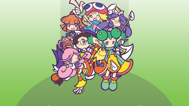 Illustration for article titled RedStripe Loved Trax: Fun Puyo Puyo Hell!