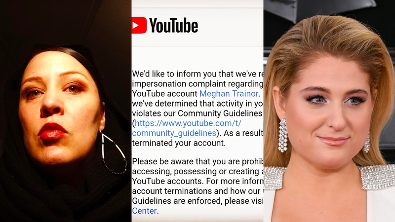 Woman Locked Out of YouTube, Gmail, and Twitter for Having