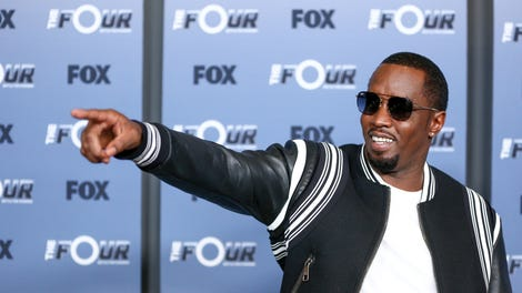 Diddy Big Mad Because He Thinks His Ex Cassie Was With Her New