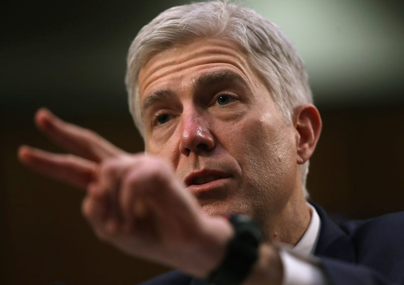 Judge Neil Gorsuch (Justin Sullivan/Getty Images)
