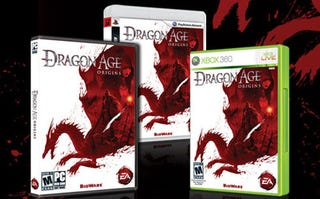 Illustration for article titled Dragon Age Pre-order Scheme Gains +1 Against Used Sales