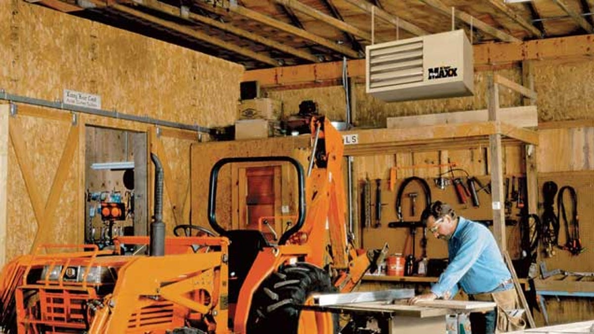 How to Transform Your Garage Into the Ultimate DIY Workshop