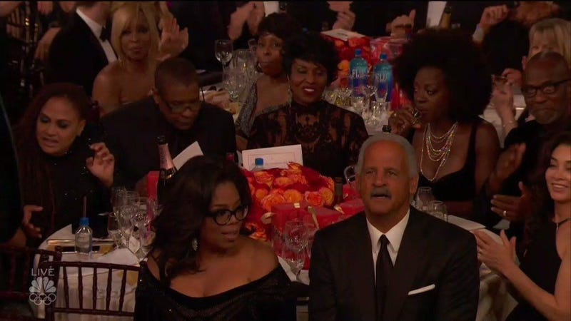 Golden Globes (NBC screenshot)