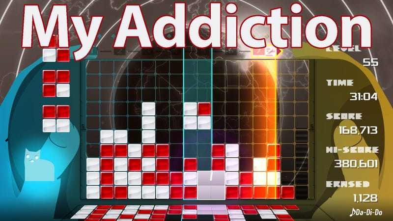 Illustration for article titled I am Addicted to Lumines