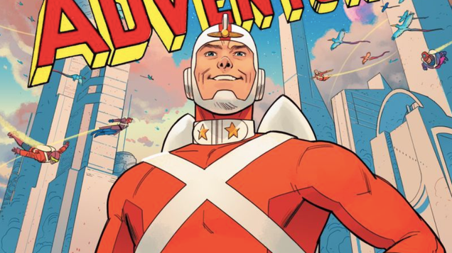 The World Might Not Be Ready for Tom King, Mitch Gerads, and Evan Shaner s Strange Adventures