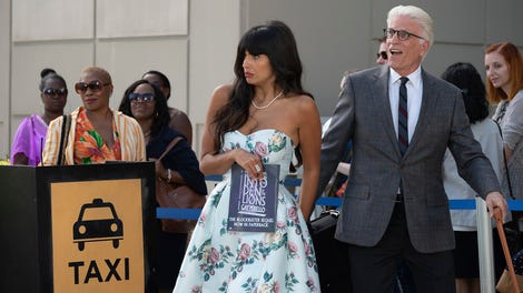 """The Good Place's new soul-saving mission sings in """"The"""