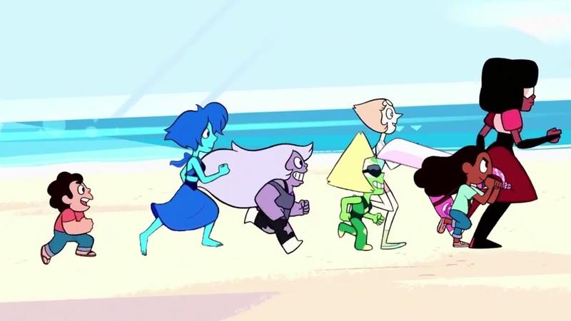 The Steven Universe intro we deserve.