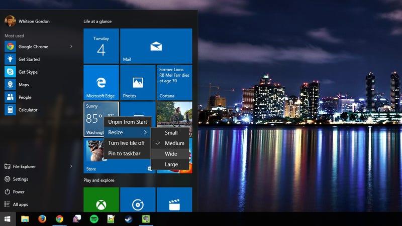 Windows 10 Обсуждение (часть 2) - Версия для печати