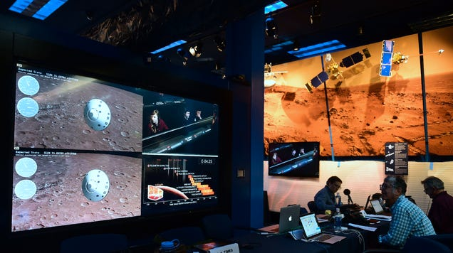 Mars Attracts: Why Missions To The Red Planet Are So Hot Right Now