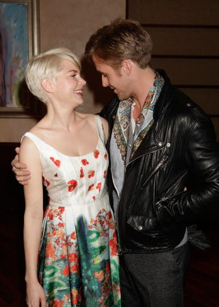 Illustration for article titled Michelle Williams & Ryan Gosling Are Not A Couple
