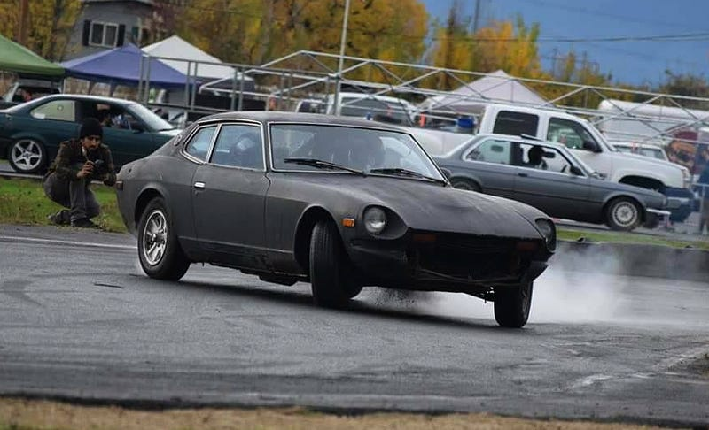 For 1500 Could This 1978 Datsun 280Z 22 Equal Fun