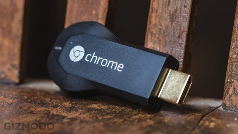 Illustration for article titled Google Says Local Content Could Come Back to Chromecast