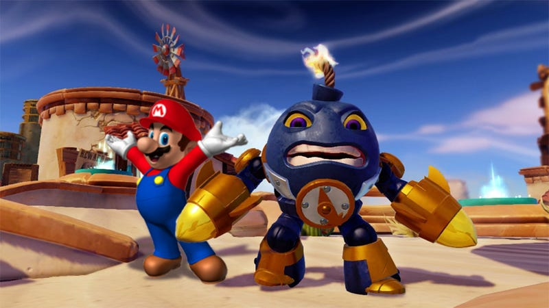 Illustration for article titled Nintendo Almost Got A Piece Of The Skylanders Cash Cow
