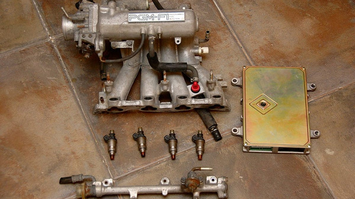 How Electronic Fuel Injection Works Gm Tbi Iac Wiring Diagram