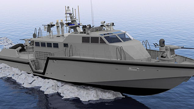 The Navy S Long Overdue Smart Amp Deadly Patrol Boat Has Arrived
