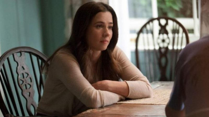 Linda Cardellini as Laura Barton in Avengers: Age Of Ultron