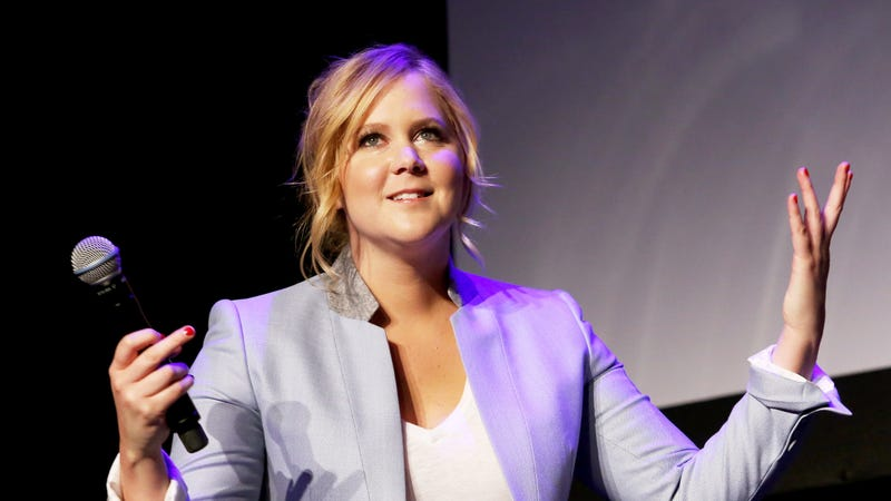 Illustration for article titled Amy Schumer's pregnancy announcement contains a surprise