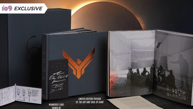 Dune s Making of Book Is So Massive, Hans Zimmer Wrote It a Score