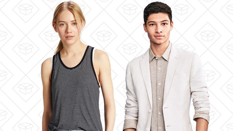 Linen Sale: Men | Women