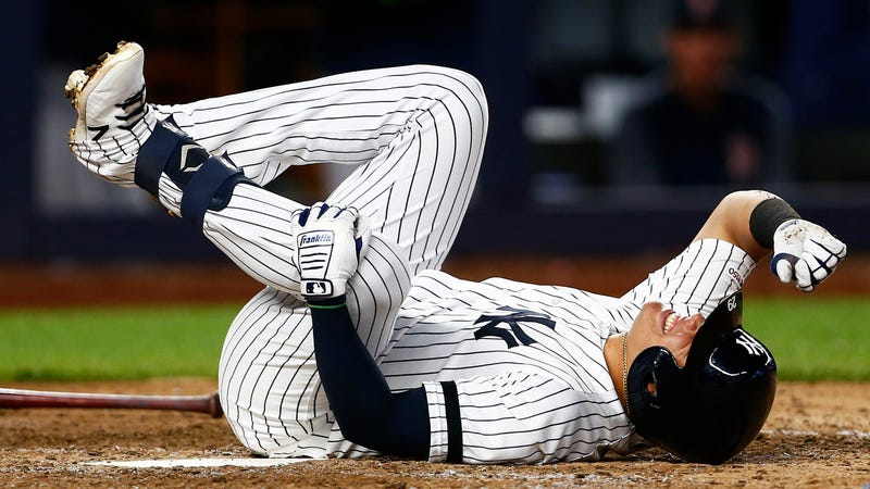 Illustration for article titled The Yankees Are Falling Apart Again