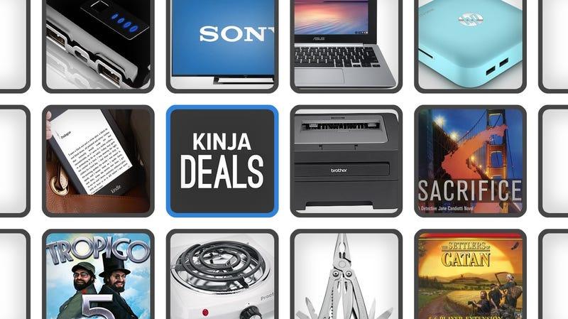 Illustration for article titled The Best Deals for November 10, 2014