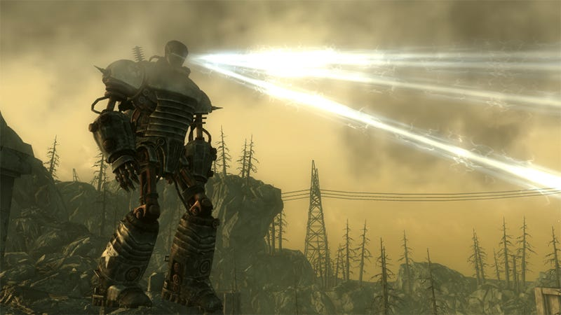 Illustration for article titled Post-Apocalicious Fallout 3 Broken Steel Screens