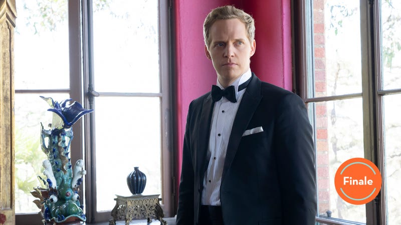 Chris Geere as Jimmy