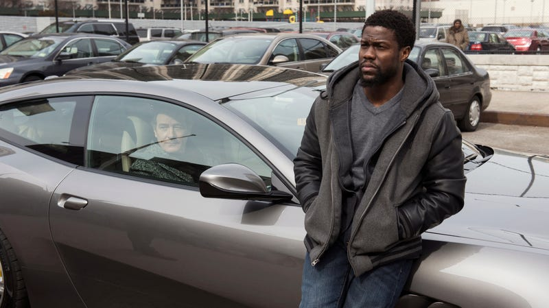 Illustration for article titled Weekend Box Office: For Kevin Hart, at least, the Oscars controversy has anUpside