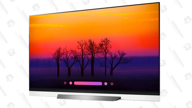LG s Stunning New E8 OLED TVs Are Back On Sale