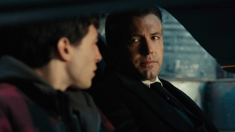 This is the look Batman gave after being told about this petition. (Photo: Courtesy of Warner Bros. Pictures/ TM & © DC Comics)