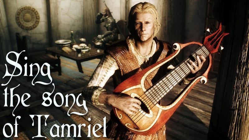 Illustration for article titled The Elder Scrolls Online's Massive Soundtrack Could Unite All of Tamriel