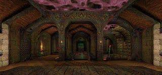 Illustration for article titled Quake, Ran Through Google's Deep Dream