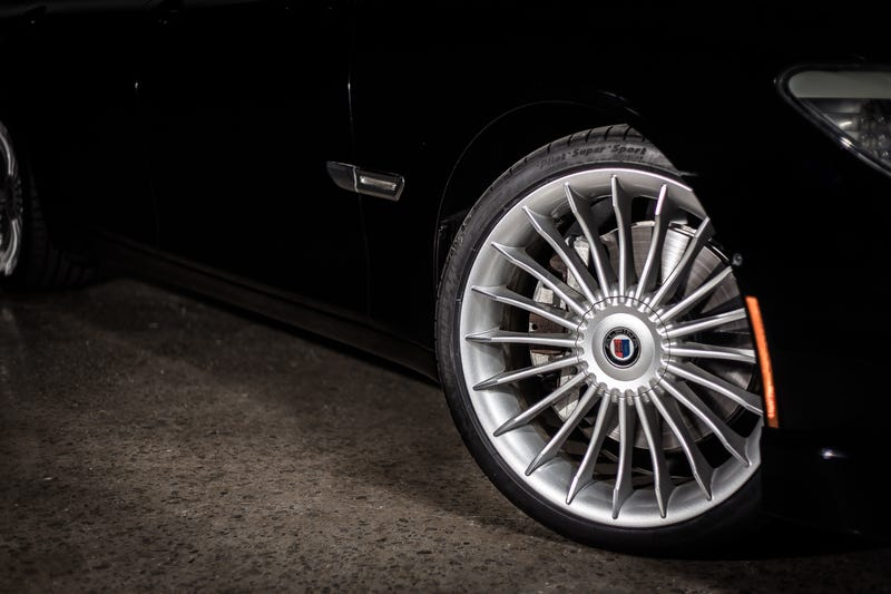 Illustration for article titled My company is selling an Alpina B7, and nobody will buy the damn thing.