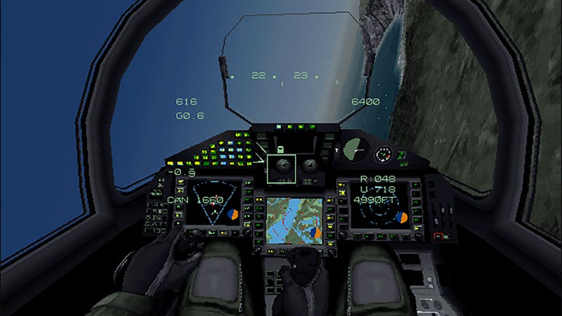 The Best Flight Sims