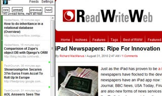 Illustration for article titled Prldr Shows Full Web Pages from RSS Feeds