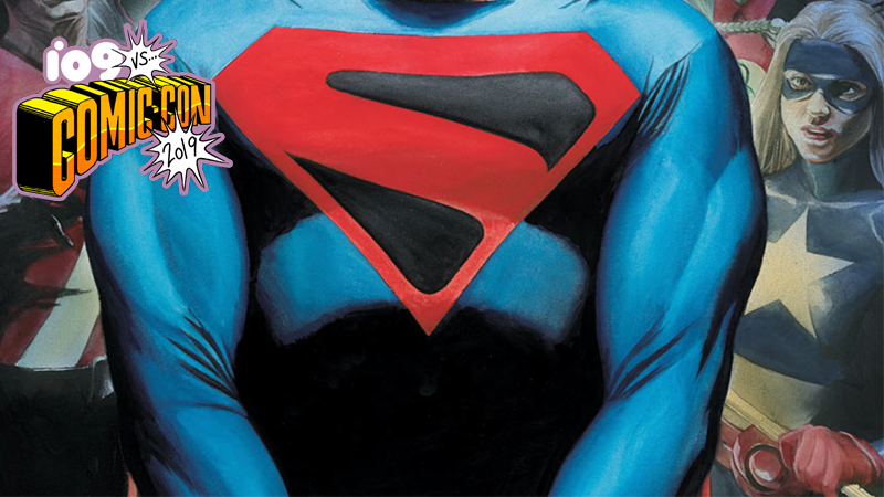 A very particular Superman is making their way to TV.