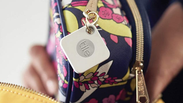 Tile GPS Trackers Are up to 20% off Today