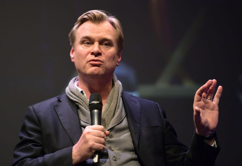 Illustration for article titled Christopher Nolan says he's definitely not directing Bond 25