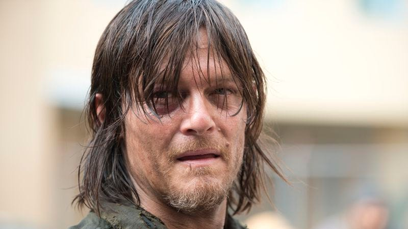 In a world turned upside down, The Walking Dead gets good, goes on hiatus