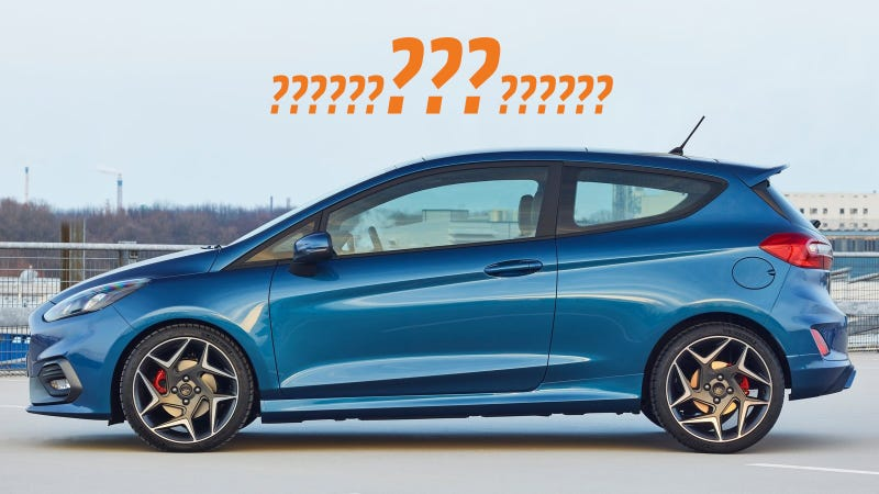 Illustration for article titled Ford Is Too Chickenshit To Confirm Whether The New Fiesta ST Will Come To America Or Not