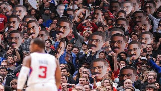 Illustration for article titled Cliff Paul Mania Sweeps Nation, Small Children Spotted Sprouting Mustaches