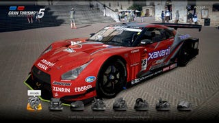 Illustration for article titled Gran Turismo 5: First Official Screenshots