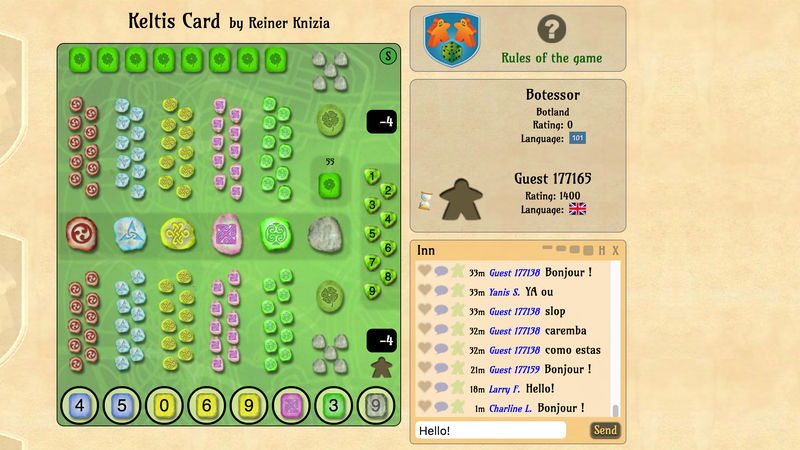 Play Carcassone Lost Cities And More Eurogames For Free Online