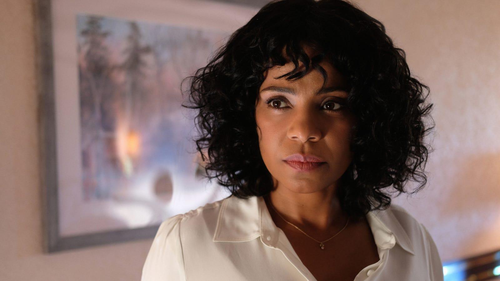 QnA VBage Sanaa Lathan enters The Twilight Zone