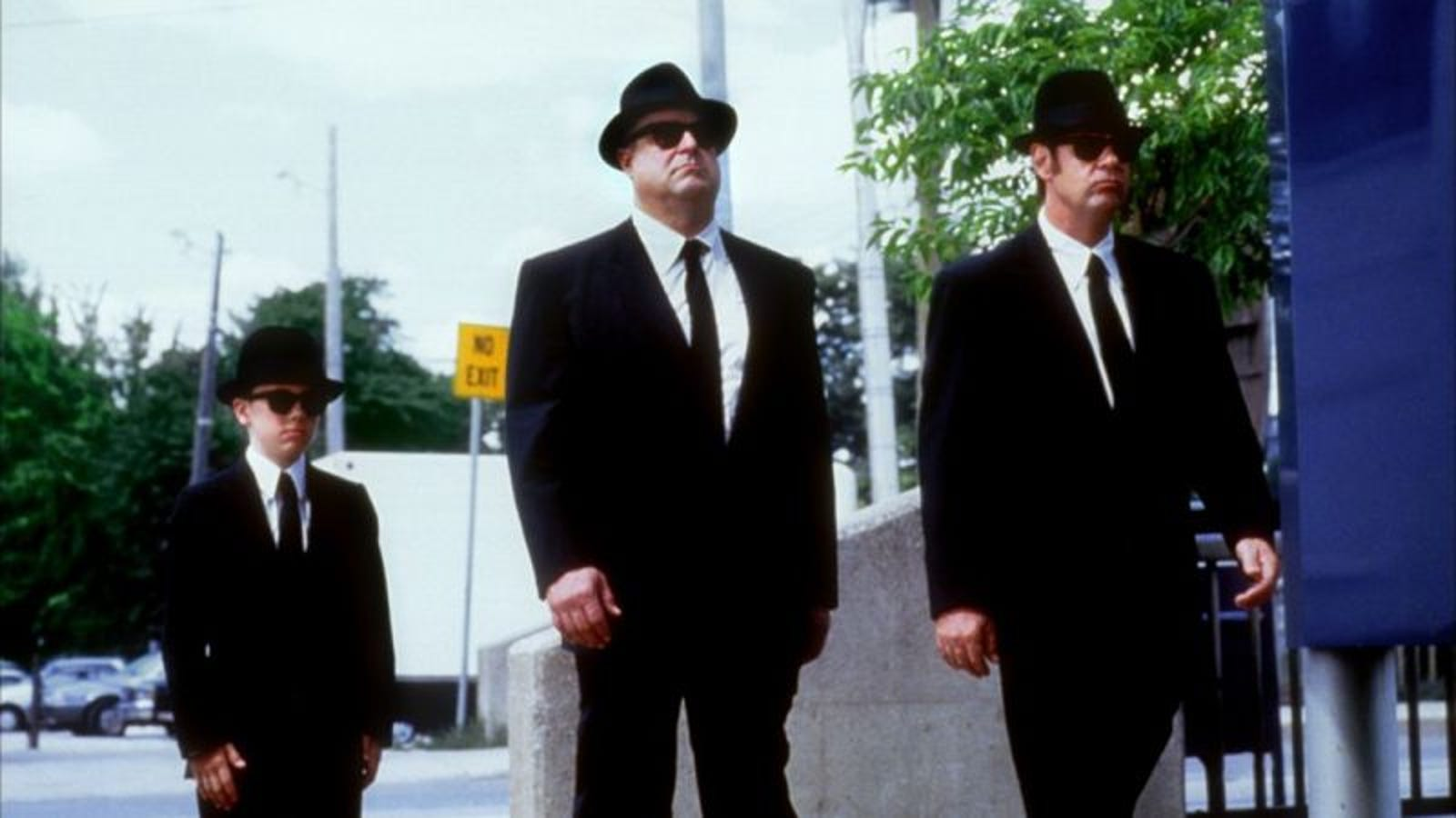 More tired than wired case file #60: Blues Brothers 2000