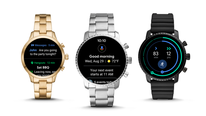 Illustration for article titled Google's Wear OS Finally Gets the Refresh it Needs, Hints at More to Come