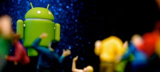 Illustration for article titled Serious Security Threat Lurks on 10 Percent of Android Phones