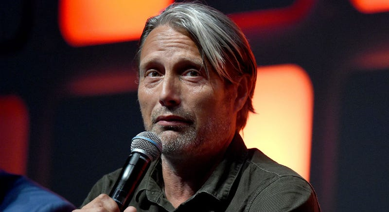 Illustration for article titled Mads Mikkelsen Really Wants to Kill Zombies
