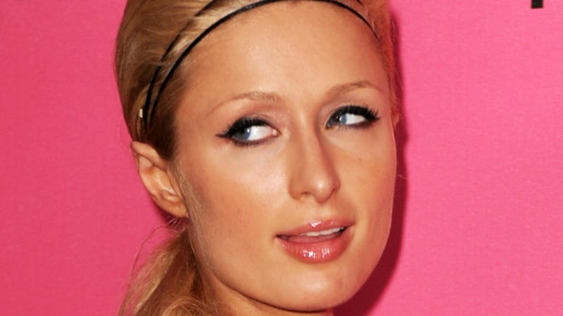 Illustration for article titled Paris Hilton's Hair Curler Rudely Snubs 'Bling Ring' Movie Premiere