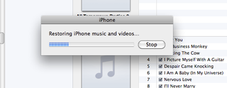 Illustration for article titled Question of the Day: How Long Did Your iOS4 Update Take?